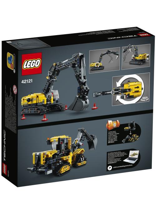 Конструктор LEGO Technic (42121) Тяжелый экскаватор