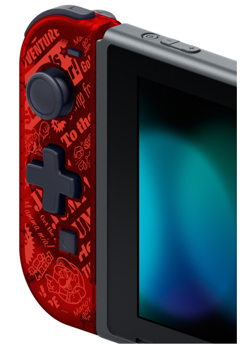 Контроллер Joy-Con D-PAD Super Mario (Левый) HORI (NSW-118E) (Nintendo Switch)