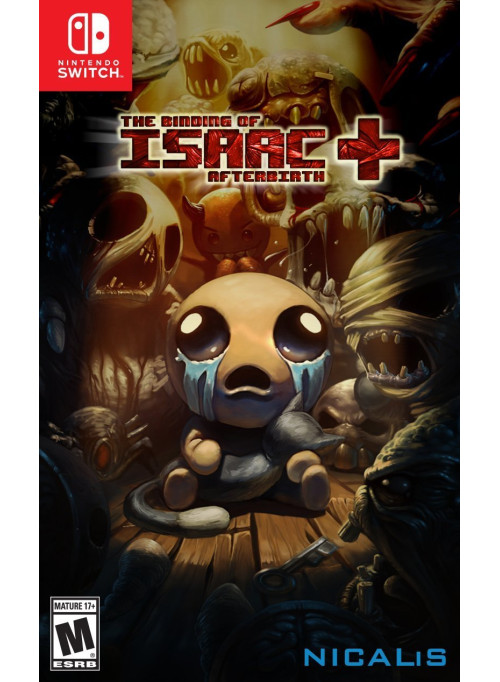 Binding of Isaac: Afterbirth+ (Nintendo Switch)