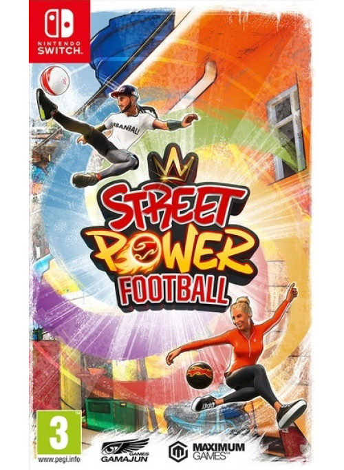Street Power Football (Nintendo Switch)