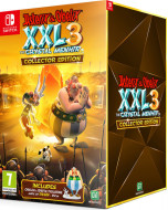 Asterix&Obelix XXL 3 - The Crystal Menhir Collectors Edition (Nintendo Switch)