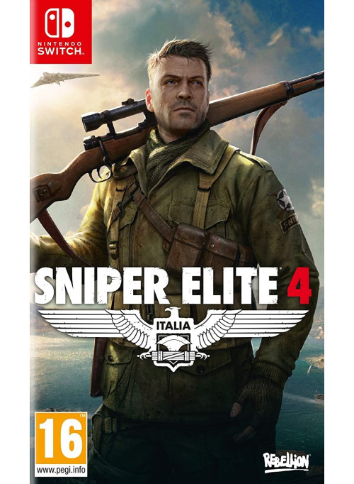 Sniper Elite 4 (Nintendo Switch)