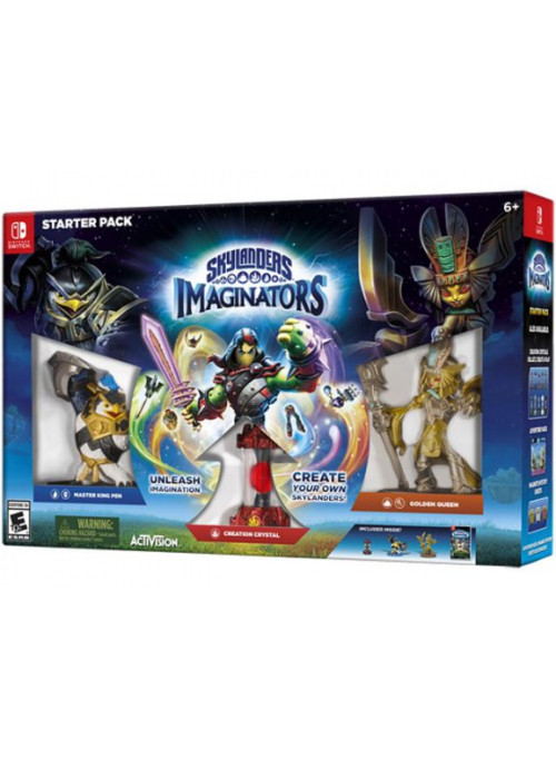 Skylanders Imaginators Стартовый набор (Nintendo Switch)