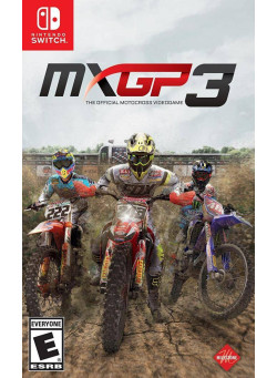 MXGP 3: The Official Motocross Videogame (Nintendo Switch)
