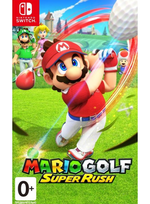 Mario Golf: Super Rush (Nintendo Switch)