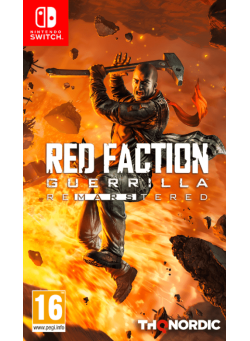 Red Faction Guerrilla Re-Mars-tered (Nintendo Switch)