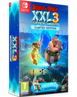 Asterix&Obelix XXL 3 - The Crystal Menhir Limited Edition (Nintendo Switch)