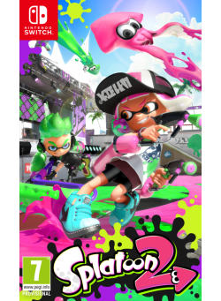 Splatoon 2 Код загрузки (Nintendo Switch)
