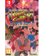 Ultra Street Fighter 2: The Final Challengers (Nintendo Switch)