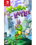 Yooka-Laylee (Юка и Лэйли) (Nintendo Switch)