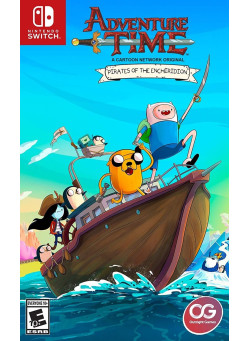 Adventure Time: Pirates of the Enchiridion (Nintendo Switch)