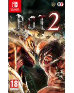 Attack on Titan 2 (A.O.T. 2) (Атака на Титанов 2) (Nintendo Switch)