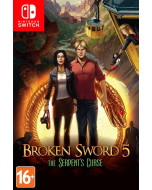 Broken Sword 5: The Serpent's Curse (Nintendo Switch)