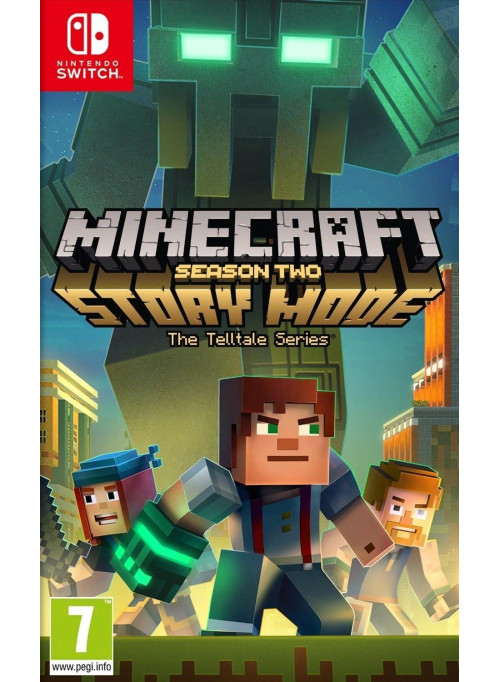 Minecraft: Story Mode - Season Two (2) (Nintendo Switch)