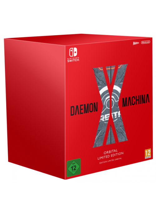 Daemon X Machina Orbital Limited Edition (Nintendo Switch)