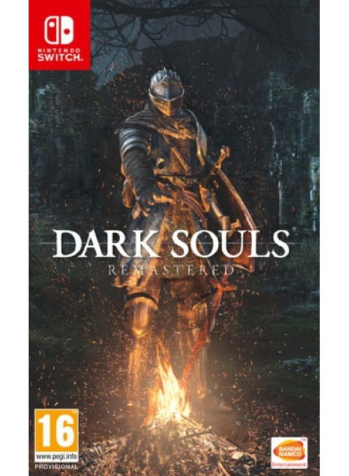 Dark Souls: Remastered (Nintendo Switch)