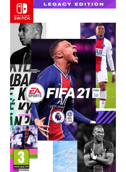 FIFA 21 Legacy Edition (Nintendo Switch)