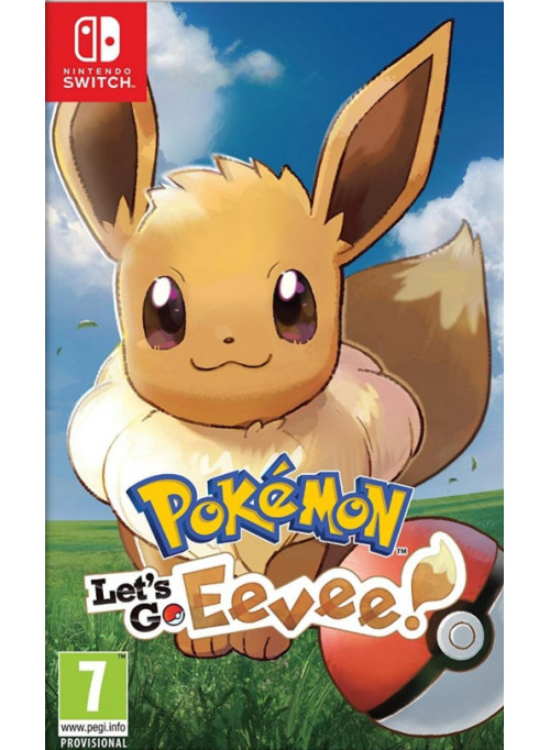 Pokemon: Let's Go, Eevee! (Nintendo Switch)