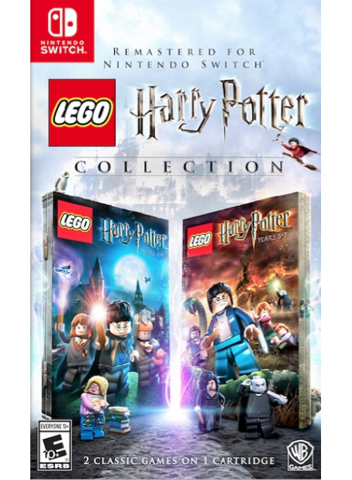 LEGO Harry Potter Collection (Nintendo Switch)