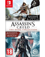 Assassin's Creed: Мятежники Коллекция (The Rebel Collection) (Nintendo Switch)
