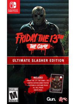 Friday The 13th: The Game Ultimate Slasher Edition (Nintendo Switch)