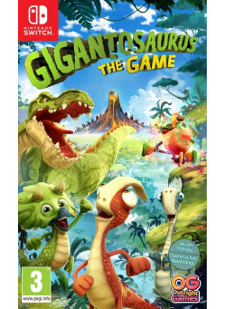 Gigantosaurus The Game (Nintendo Switch)