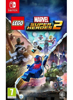 LEGO Marvel Super Heroes 2 Английская версия (Nintendo Switch)