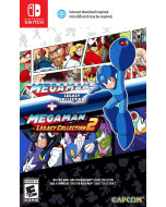 Mega Man: Legacy Collection 1 + 2 (Nintendo Switch)
