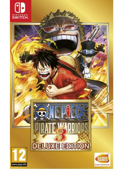 One Piece Pirate Warriors 3 Deluxe Edition (Nintendo Switch)