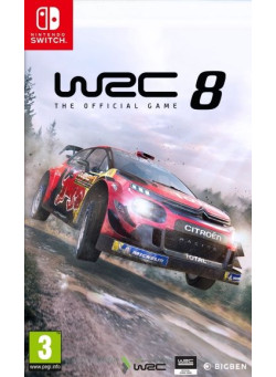 WRC 8: FIA World Rally Championship (Nintendo Switch)