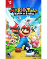 Mario + Rabbids Kingdom Battle (Битва За Королевство) (Nintendo Switch)