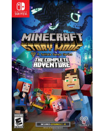 Minecraft: Story Mode - The Complete Adventure (Nintendo Switch)
