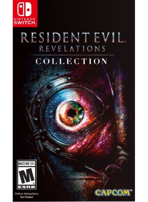 Resident Evil: Revelations Collection (Nintendo Switch)
