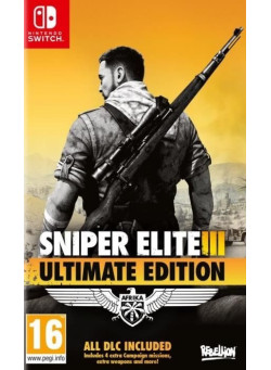 Sniper Elite 3 (III) Ultimate Edition (Nintendo Switch)