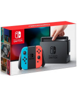 Игровая приставка Nintendo Switch (Neon Red/Neon Blue)
