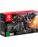 Игровая приставка Nintendo Switch (Gray) + Игра Dark Souls Remastered