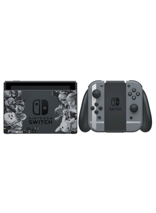 "Игровая приставка Nintendo Switch ""Super Smash Bros"" Limited Edition"