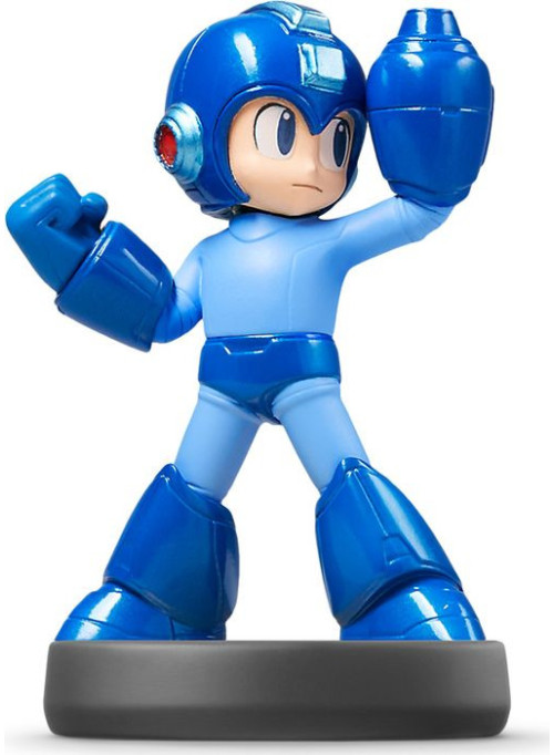 Фигурка Amiibo Мегамен (Mega Man) - Super Smash Bros Collection (Nintendo Switch)