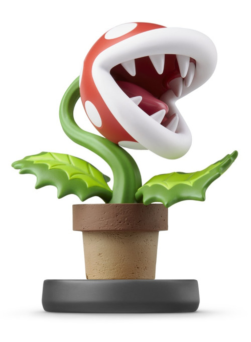 Фигурка Amiibo Растение-пиранья (Piranha Plant) - Super Smash Bros Collection (Nintendo Switch)