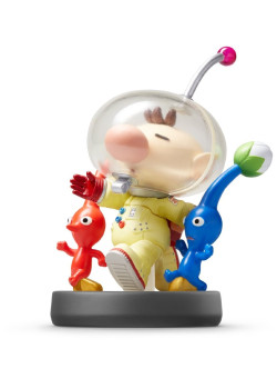 Фигурка Amiibo Олимар (Olimar) - Super Smash Bros Collection (Nintendo Switch)