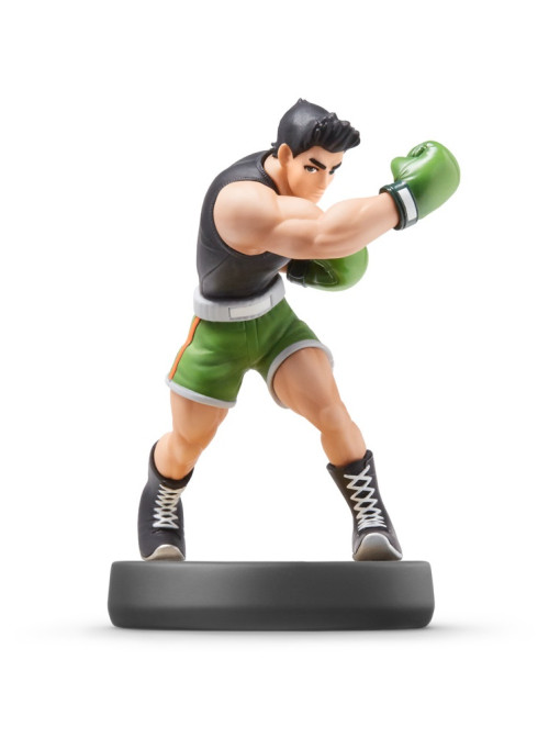 Фигурка Amiibo Малыш Мэк (Little Mac) - Super Smash Bros Collection (Nintendo Switch)