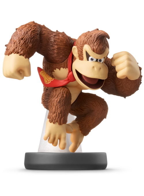 Фигурка Amiibo Донки Конг (Donkey Kong) - Super Smash Bros Collection (Nintendo Switch)