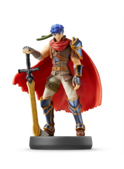 Фигурка Amiibo Малыш Айк (Ike) - Super Smash Bros Collection (Nintendo Switch)