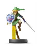 Фигурка Amiibo - Линк (Link) Super Smash Bros Коллекция