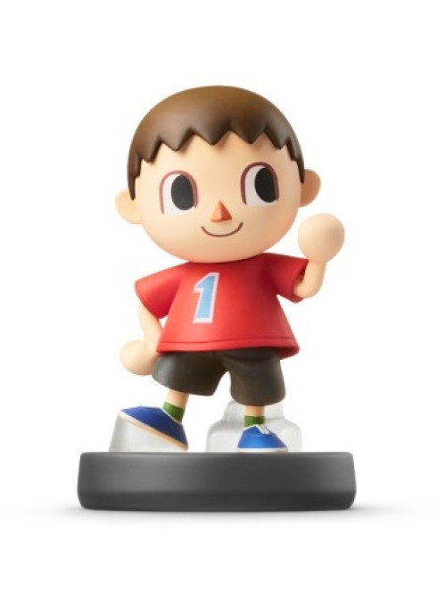 Фигурка Amiibo Житель (Villager) - Super Smash Bros Collection (Nintendo Switch)