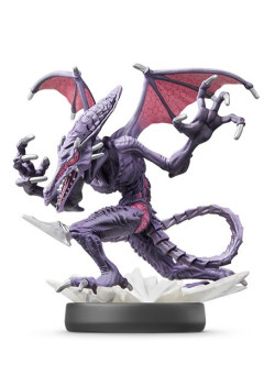Фигурка Amiibo Ридли (Ridley) - Super Smash Bros Collection (Nintendo Switch)