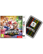 Mario Sports Superstars + amiibo Card (Nintendo 3DS)