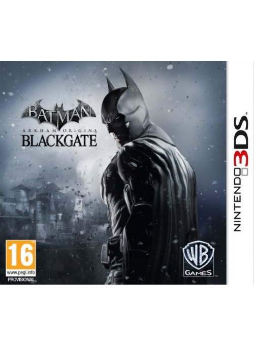 Batman: Arkham Origins Blackgate (Nintendo 3DS)