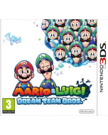 Mario and Luigi: Dream Team Bros (Nintendo 3DS)