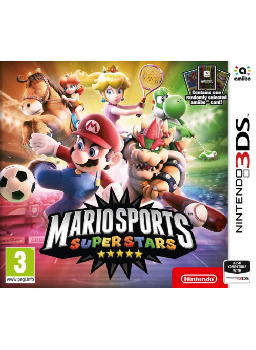 Mario Sports Superstars (Nintendo 3DS)